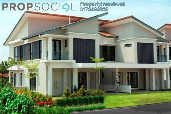 For Rent Semi-Detached at Sutera Residences, Kajang Freehold Semi Furnished 6R/5B 2.5k