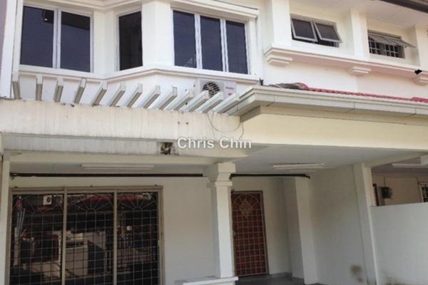 For Rent Terrace at BU4, Bandar Utama Freehold Semi Furnished 4R/3B 2.3k