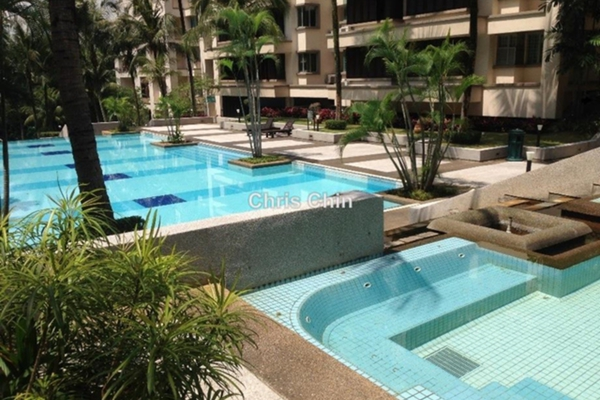 For Rent Condominium at Riana Green, Tropicana Leasehold Fully Furnished 3R/3B 2.6k