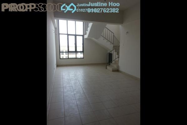 For Rent SoHo/Studio at Setia Walk, Pusat Bandar Puchong Freehold Semi Furnished 2R/2B 2.5k
