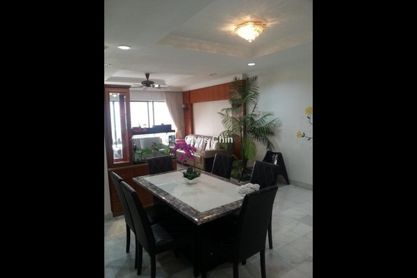 For Rent Condominium at Menara Hartamas, Sri Hartamas Freehold Fully Furnished 3R/3B 3.2k