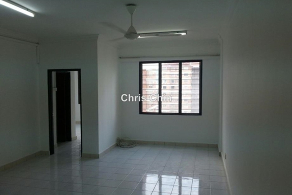For Rent Condominium at Garden Park, Bandar Sungai Long Leasehold Unfurnished 3R/2B 900translationmissing:en.pricing.unit