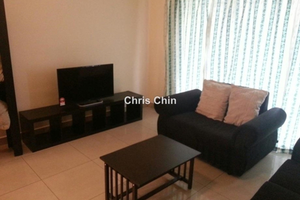 For Rent Condominium at Paramount View, Petaling Jaya Leasehold Fully Furnished 3R/2B 2.4k