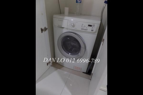 For Rent Condominium at Dedaun, Ampang Hilir Freehold Semi Furnished 3R/4B 11k