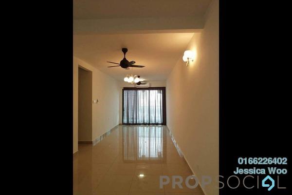 For Rent Condominium at KL Palace Court, Kuchai Lama Leasehold Semi Furnished 3R/2B 1.8k