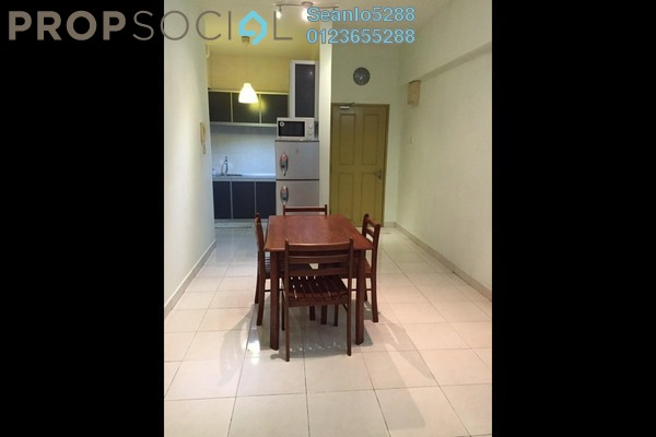 For Rent Apartment at e-Tiara, Subang Jaya Freehold Fully Furnished 2R/1B 1.7k