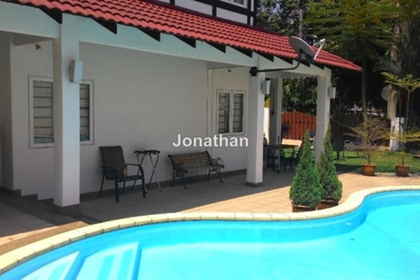 For Sale Bungalow at Zaaba, TTDI Freehold Fully Furnished 4R/6B 5.5m