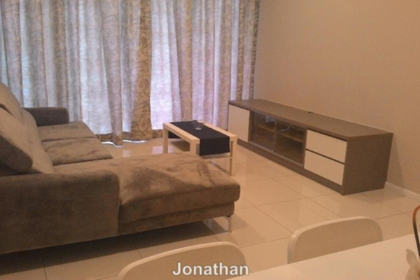 For Rent Serviced Residence at Icon Residence (Mont Kiara), Dutamas Freehold Fully Furnished 2R/2B 4.8k