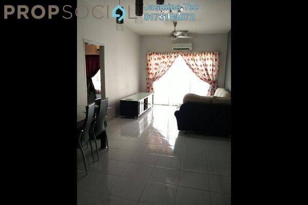 For Sale Condominium at Ampang Prima, Ampang Leasehold Semi Furnished 3R/2B 400k
