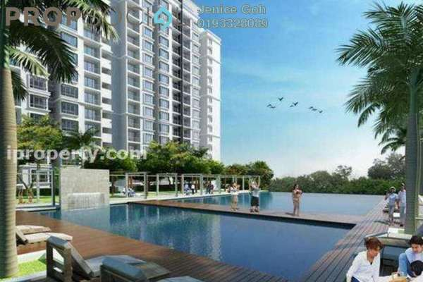 For Rent Condominium at 1120 Park Avenue, PJ South Leasehold Semi Furnished 3R/2B 1.6k
