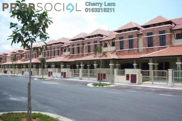 For Sale Terrace at Bandar Nusaputra, Puchong Leasehold Fully Furnished 3R/3B 645k