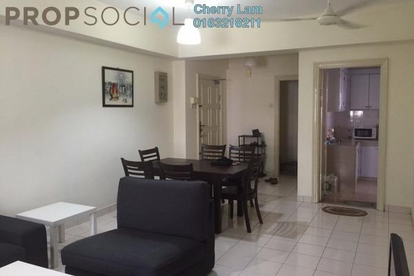 For Rent Condominium at Angkasa Impian 2, Bukit Ceylon Leasehold Fully Furnished 2R/2B 2.8k