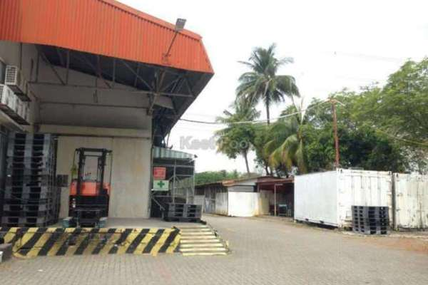 For Sale Factory at Section 24, Shah Alam Leasehold Semi Furnished 0R/6B 5.9m