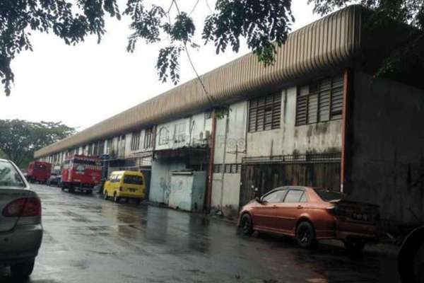 For Sale Factory at Section 16, Shah Alam Leasehold Semi Furnished 0R/4B 1.8m