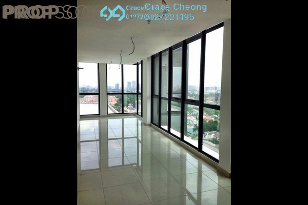 For Sale SoHo/Studio at Atria, Damansara Jaya Freehold Semi Furnished 0R/1B 534k