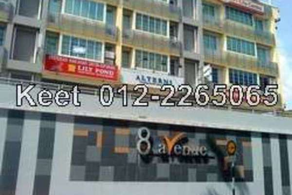 For Sale Office at 8 Avenue, Petaling Jaya Leasehold Semi Furnished 0R/2B 750k