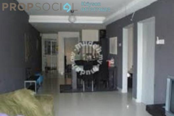 For Sale Condominium at Cemara Apartment, Bandar Sri Permaisuri Leasehold Semi Furnished 3R/3B 370k