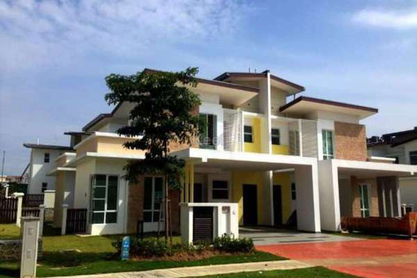 For Sale Semi-Detached at Setia Eco Park, Setia Alam Freehold Unfurnished 4R/6B 1.85m