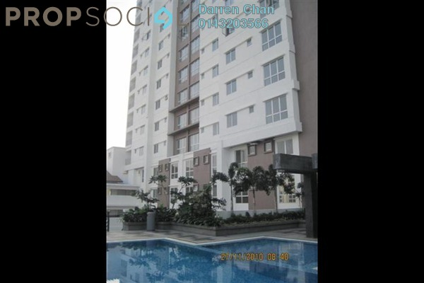 For Rent Condominium at Axis Residence, Pandan Indah Leasehold Fully Furnished 2R/2B 2.3k