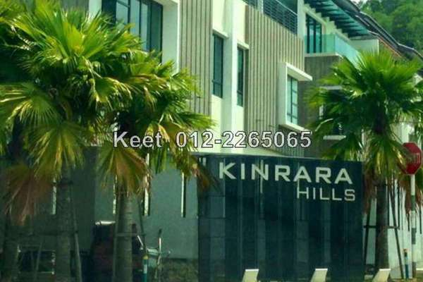 For Sale Semi-Detached at Kinrara Hills, Puchong Freehold Semi Furnished 5R/6B 2.5m