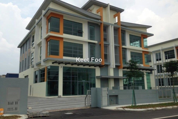 For Rent Factory at Tiong Nam Industrial Park 2, Shah Alam Leasehold Unfurnished 0R/6B 19k