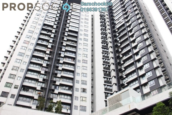 For Sale Condominium at Residence 8, Old Klang Road Freehold Semi Furnished 4R/4B 620k