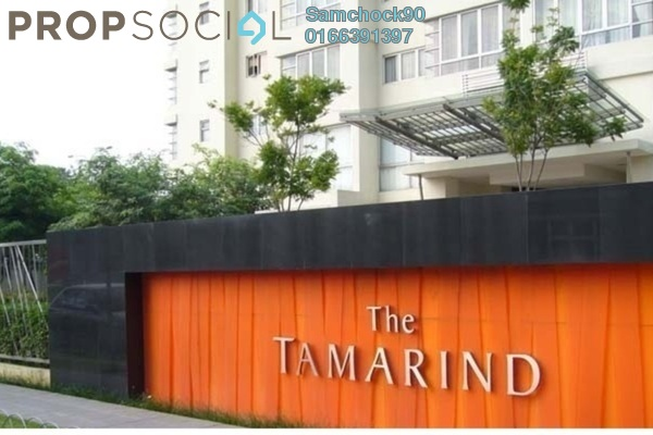 For Sale Condominium at The Tamarind, Sentul Freehold Fully Furnished 4R/2B 750k