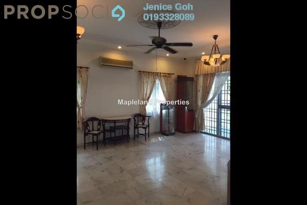 For Rent Semi-Detached at Bandar Baru Sri Petaling, Sri Petaling Leasehold Fully Furnished 5R/5B 4.5k