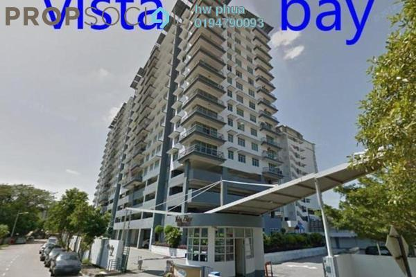 For Sale Condominium at Vista Bay, Butterworth Freehold Unfurnished 3R/2B 410k