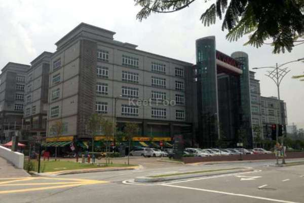 For Rent Office at Encorp Strand Garden Office, Kota Damansara Leasehold Unfurnished 0R/2B 5.8k