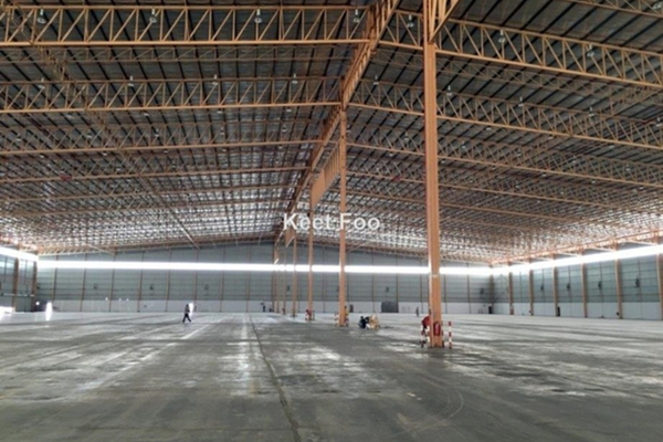 For Rent Factory at Taman Perindustrian Puchong, Puchong Freehold Semi Furnished 0R/6B 21.9k