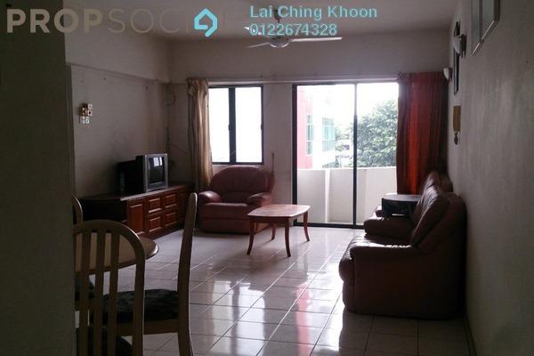 For Sale Condominium at Desa Kiara, TTDI Freehold Semi Furnished 3R/2B 550k