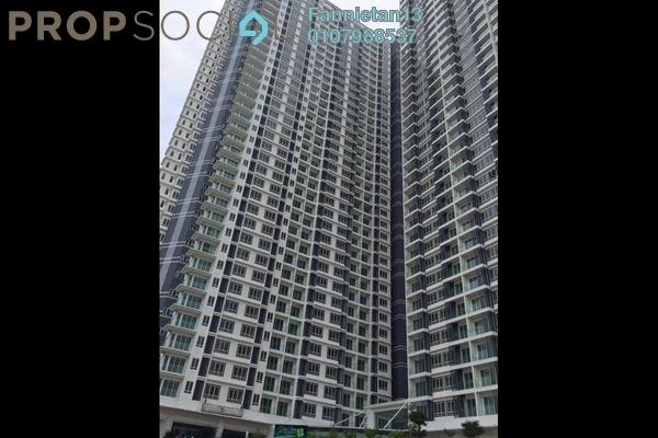 For Sale Condominium at Desa Green Serviced Apartment, Taman Desa Freehold Unfurnished 3R/2B 735k