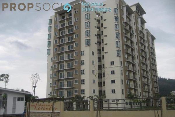 For Sale Apartment at Idaman Lavender, Sungai Ara Freehold Unfurnished 3R/2B 350k