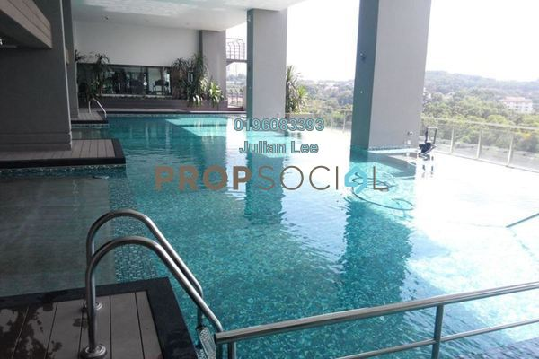 For Sale Condominium at Senza Residence, Bandar Sunway Leasehold Fully Furnished 3R/2B 700k