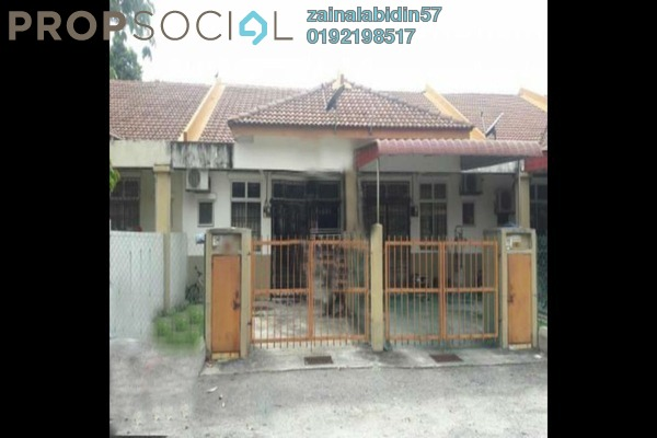 For Sale Terrace at Jenjarom, Selangor Leasehold Unfurnished 3R/2B 340k