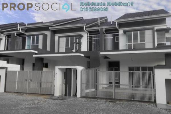 For Rent Terrace at Kiara Court, Nilai Impian Freehold Fully Furnished 4R/3B 1.4k
