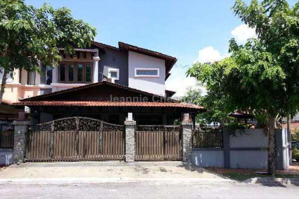 For Sale Terrace at Villa Damansara, Kota Damansara Leasehold Semi Furnished 3R/3B 2.19m