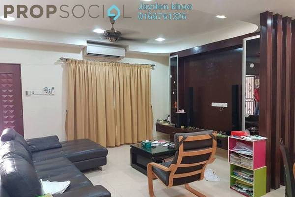 For Sale Terrace at Mutiara Puchong, Puchong Leasehold Semi Furnished 4R/3B 838k