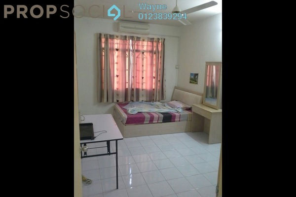 For Rent Apartment at Mentari Court 1, Bandar Sunway Leasehold Fully Furnished 2R/3B 1k