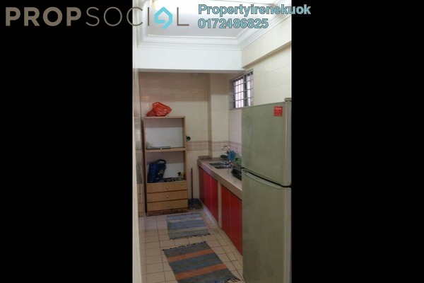 For Rent Apartment at Kojaya, Ampang Leasehold Fully Furnished 4R/2B 1.8k