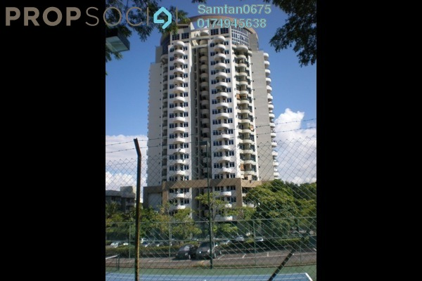 For Rent Condominium at Leader Garden, Tanjung Bungah Freehold Fully Furnished 3R/2B 1.5k