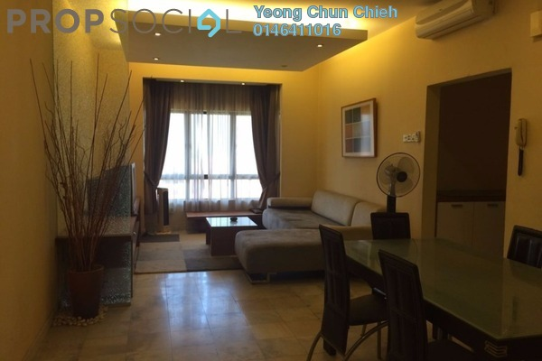For Sale Condominium at Sunway Sutera, Sunway Damansara Leasehold Fully Furnished 3R/2B 665k