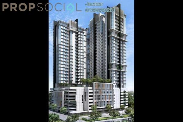 For Rent SoHo/Studio at You Residences @ You City, Batu 9 Cheras Freehold Semi Furnished 1R/1B 950translationmissing:en.pricing.unit