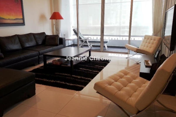 For Sale Condominium at Kiara 1888, Mont Kiara Freehold Fully Furnished 4R/5B 1.5m