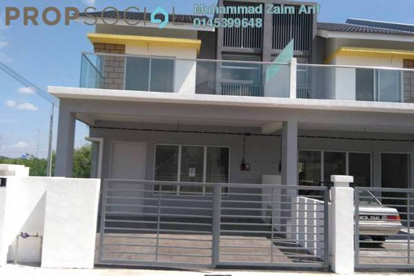 For Sale Terrace at Taman Salak Impian, Bandar Baru Salak Tinggi Leasehold Unfurnished 4R/3B 504k