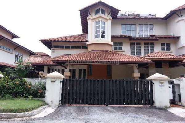 For Sale Semi-Detached at SD15, Bandar Sri Damansara Freehold Semi Furnished 4R/5B 1.85m