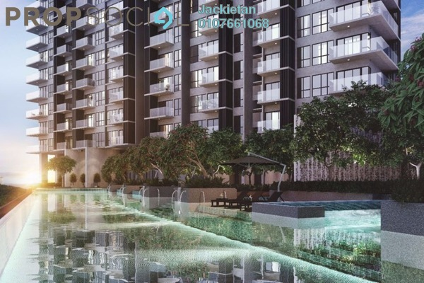 For Sale Condominium at Hampton Damansara, Kuala Lumpur Freehold Fully Furnished 3R/2B 750k