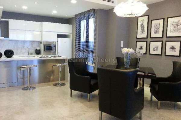 For Sale Serviced Residence at Icon Residence, Dutamas Freehold Semi Furnished 2R/2B 1.1m