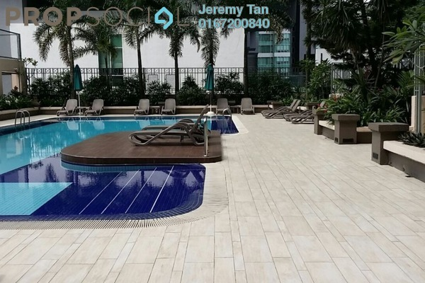 For Rent Condominium at Regency Tower, Bukit Ceylon Freehold Fully Furnished 3R/3B 7k